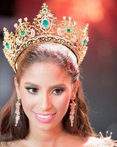 Felicidades a Anea Garcia!  Estamos realmente felices de anunciar que la representante de Miss Republica Dominicana ha ganado el Miss Grand International 2015.  Crees que merece la corona?  #FreshMagRD