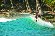 Kelia Longboard in Bali  #surf