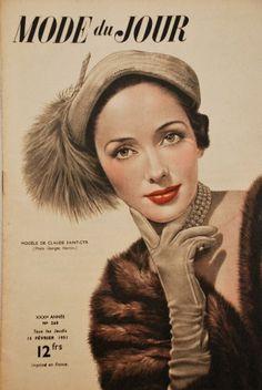 Mode du Jour 1951