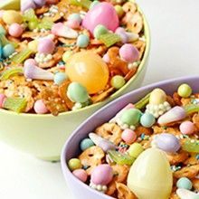 Bunny Food Pretzel Crisps® Party Mix