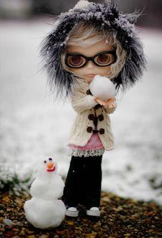 Más tamaños | It Snowed!!!!! - 151/365 ADAD | Flickr: ¡Intercambio de fotos!