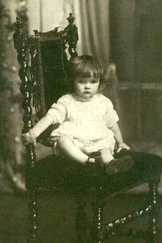 Vintage image sent in by Lynne Porter