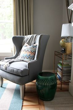 DIY Decorating {My House Tour. The SecretHome IdeasComfortable Living Room  ChairsComfortable ...