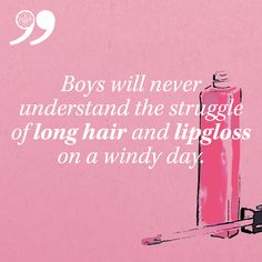 Seriously ladies!