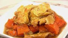 Image result for alcenia's sweet potato cobbler recipe Sweet Potato Cobbler, Following A Recipe, Cooking Sweet Potatoes, Crisp, Sweet Treats, Food And Drink, Cobbler Recipe, Vegan, Dishes