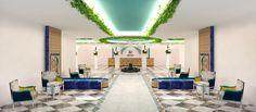 Rom Ngao Hotel : Foyer & Lobby