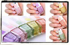 IsaDora Sugar Nails Pastels   Nailderella