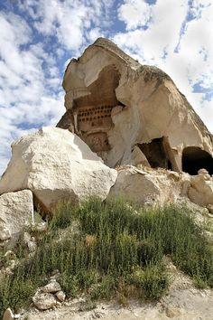 ✯ Limestone Cave with Garden - Turkey