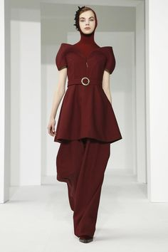 DelPozo Ready To Wear Fall Winter 2017 New York