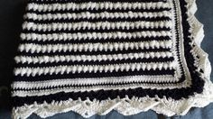 Baby Blanket Afghan Crochet Handmade by softtotouch on Etsy