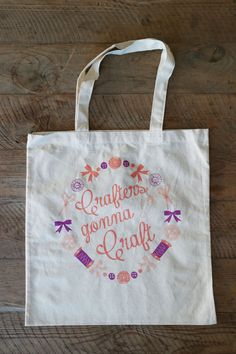 Crafters Gonna Craft Tote Bag