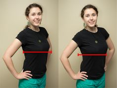 Leave Visual Space by the Waist Everyone loves looking thin. One of the things you can do to trim down your subject is by giving them their ...