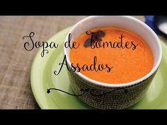 Sopa de tomate assados | Pimenta e sal, receitas para o dia-a-dia
