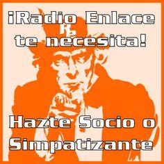 | Radio Enlace | 107.5 FM Madrid