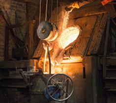 Monty Rakusen Gallery - Durham Foundry