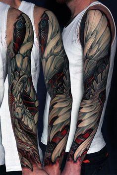 Lux Altera Tattoo