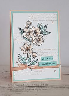 Make Your Own Wedding Cards, Paris Cards, Stampinup, Cardmaking And Papercraft, Stampin Up Catalog, Stamping Up Cards, Card Sketches, Folded Cards, Greeting Cards Handmade