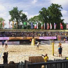 #wordtourlucerne #fivb #beachvolleyball #worldtour