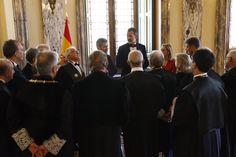 El Rey Felipe VI en la Apertura del Año Judicial 2016/2017 06-09-2016