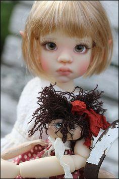JpopDolls.net ™::Dolls::Kaye Wiggs Dolls::Talyssa::Talyssa Elf in Fair Skin Tone (PREORDER)