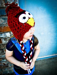 Gamecocks Crochet hat - $20.00 // Pure school pride, right here.
