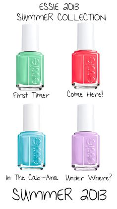 I want all of the colors!