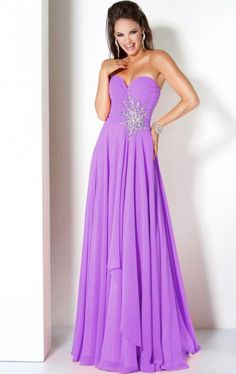 purple dress with bling - Google Search