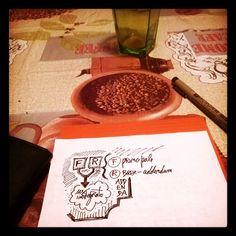Coffee latino mode... #creativity #journal #writing #lomo #sketchnotes #coffee
