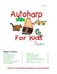 Autoharp For Kids