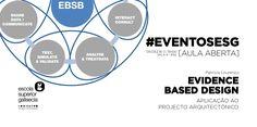 \\ EVIDENCE BASED DESIGN - aplicação ao projeto arquitectónico \\ 09.DEZ \\ 15.00 \\ SALA 9 - ESG   http://esg.pt/evidence-based-design/ #eventosesg #miau #esgallaecia #esgpt