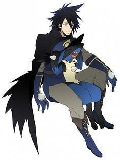 pokemon riley and sir aaron - Google Search