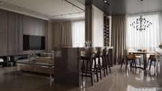 Apartment in Royal Tower