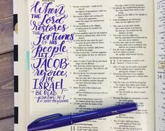"""""""What Pen Did You Use?"""" The Best Pens for Bible Journaling – Krystal Whitten"""