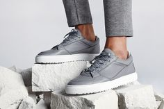 ETQ Amsterdam 2016 Spring/Summer Collection - Part 1 Grey Sneakers, Best Sneakers, Casual Sneakers, Casual Shoes, Adidas Sneakers, Shoes Sneakers, New Shoes, Men's Shoes, Mens Catalogue