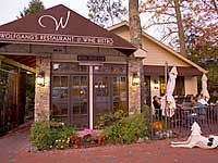 Wolfgang's Restaurant, Highlands, North Carolina