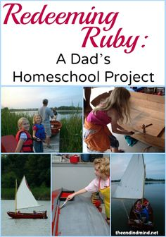 Redeeming Ruby - A Dad's Homeschool Project - By Diana Barto