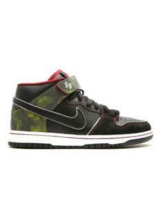 buy online f1f3f f6c20 Dunk Mid Elite Sb Nitraid Black, Black 350677-002 Nike Dunks