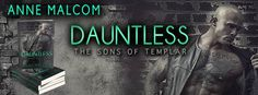 Release Blitz - Dauntless by Anne Malcom   TITLE: Dauntless  SERIES: Sons of Templar #5  AUTHOR: Anne Malcom  RELEASE DATE: October 27th 2016  RELEASE BLITZ  PURCHASE LINKS  99c for 3 days!  Amazon US:http://amzn.to/2eGRqCJ  Amazon UK: http://amzn.to/2euSkVt  Amazon AU: : http://ift.tt/2eQXdGK  iTunes: http://ift.tt/2eKJx27  Kobo: http://ift.tt/2eR2Xk1  BLURB This isnt a fairy tale. Ill save you the trouble by telling you that now. This is the tale of a girl who spent her life bouncing…