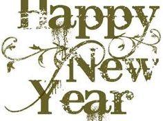 Left on the Shelf: Happy New Year