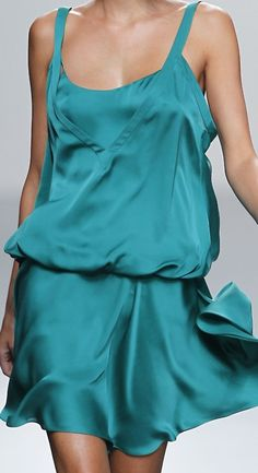 Maria Barros, Spring 2011-My color- created just for me!!!