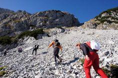 Über den Nordanstieg auf den Scheiblingstein Steig, Mount Everest, Mountains, Nature, Travel, Recovery, Tours, Hiking, Photo Illustration