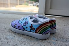Sharpie Shoes! | Alida Makes