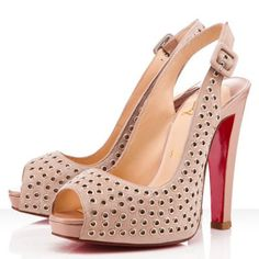 christian louboutin rolling spikes - New Cheap Christian Louboutin Anemone 120Mm Souliers Soiree Noir ...