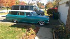 1965 Chevrolet Chevy II Wagon
