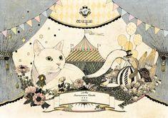 Circus! by 杏 チアキ | CREATORS BANK http://creatorsbank.com/karamomo/works/229661