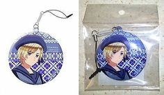 Hetalia The World Twinkle Smartphone Cleaner Norway Canaria Licensed New