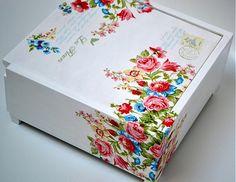 Krabičky - Šperkovnica GG ruže - 2769046