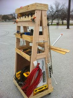 Tool cart: