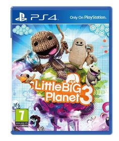 Playstation 4: LittleBigPlanet 3 – Videos, reviews, interviews, screenshots, and more about this PS4 game + Pre-order bonus #PS4 #Playstation4 #games #gaming