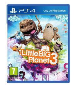 PS4: LittleBigPlanet 3 - All the game info | High Score Blog